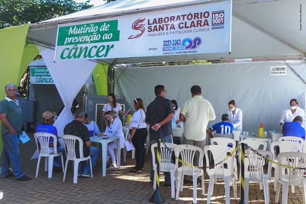 Mutirão de Prevenção ao Câncer